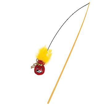 Catit Play Pirates Catnip Wand Toy Pouch Of Gold