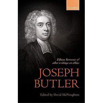 Joseph Butler: Viisitoista saarnoja ja muita kirjoituksia etiikkaa