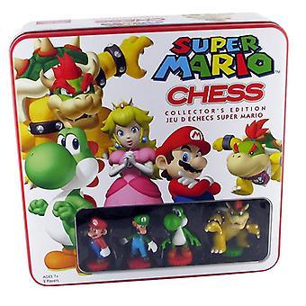Super Mario jeu d'échecs Collector Edition
