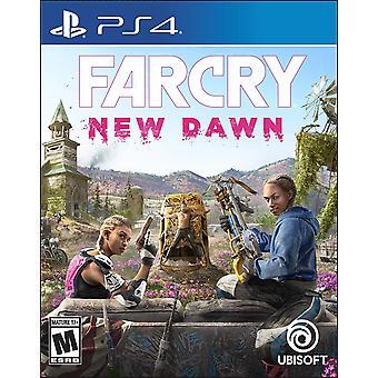 Far Cry novo jogo de PS4 Dawn
