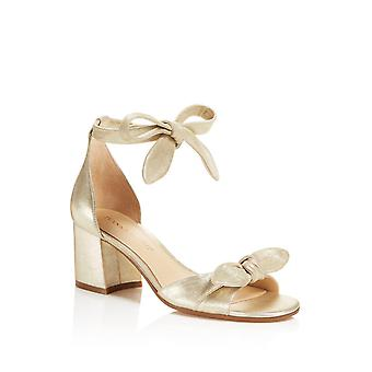 Ivanka Trump Womens Ezra Leather Open Toe Special Occasion Ankle Strap Sandals