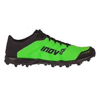 Inov8 X-talon 225 Unisex Точность Fit Fell Running Shoes Зеленый / черный