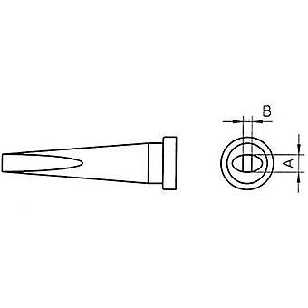 Weller LT-M Lödspets Mejselformad, lång spets storlek 3,2 mm innehåll 1 st. (s)