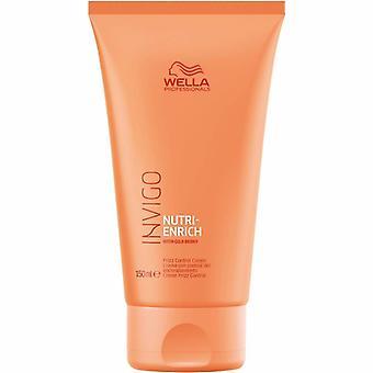 Wella Invigo Nutri rikastuttaa Frizz Control Cream 150ml