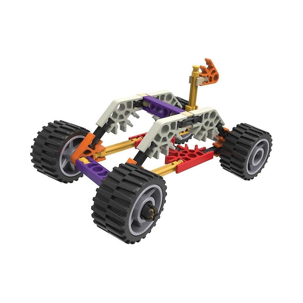 K'NEX Imagine Fast Vehicles Toy Building Set