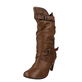 Ladies Spot On Boots Style - F5175