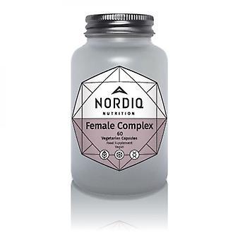NORDIQ Nutrition Female Complex Vegicaps 60
