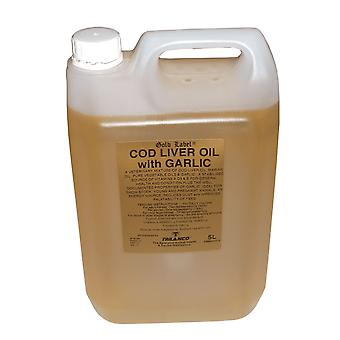 Gold Label - Cod Liver Oil With Garlic
