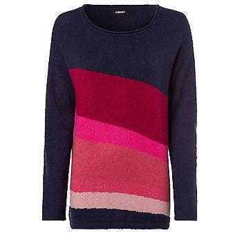 OLSEN Olsen Blue Navy Sweater 11002893