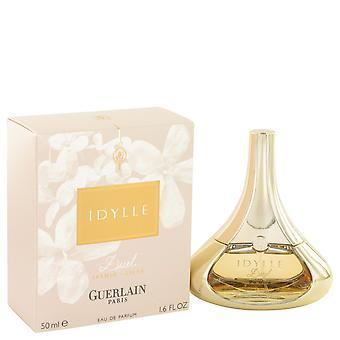 Guerlain idylle duet Jasmin Lilas Eau de parfum 50ml EDP spray