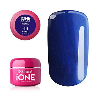 Base one - Pearl - Royal pearl 5g UV-gel