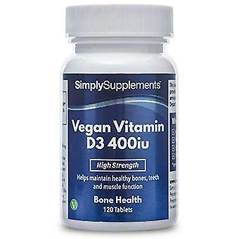 Vegan-d3-400iu