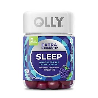 Olly Extra Strength Sleep Gummies - Blackberry Zen