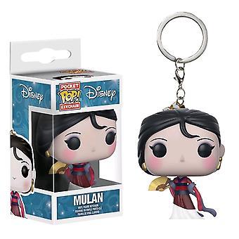 Mulan (v2) Pocket Pop! Portachiavi