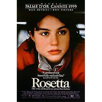 Rosetta (doppelseitig) Original Kino Poster