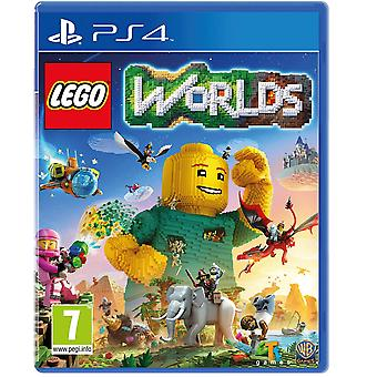 LEGO Worlds-PS4