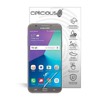 Celicious Impact Anti-Shock Shatterproof Screen Protector Film Compatible with Samsung Galaxy J7 (2017)