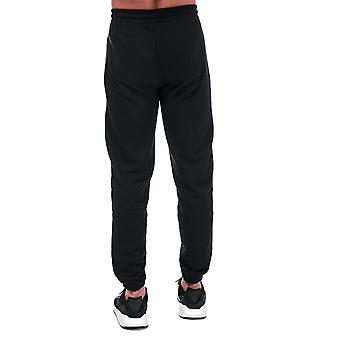 Mens New Era Chicago Bulls Piping Jog Pants In Black- Pockets To Sides- External
