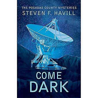 Venez Dark (Posadas comté mystères (Hardcover))