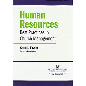 The Church Workplace: Basics of Human Resources