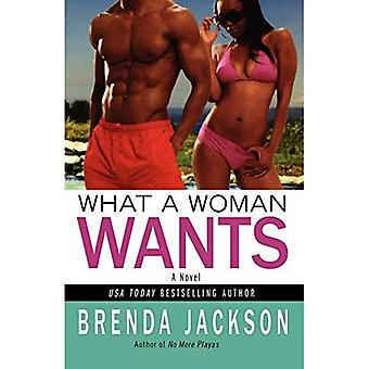 Hvad en kvinde ønsker