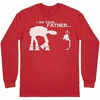 I Am Your Father Walker - Mens Long Sleeve T-Shirt