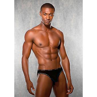 Stilvolle schwarze Männer Slips