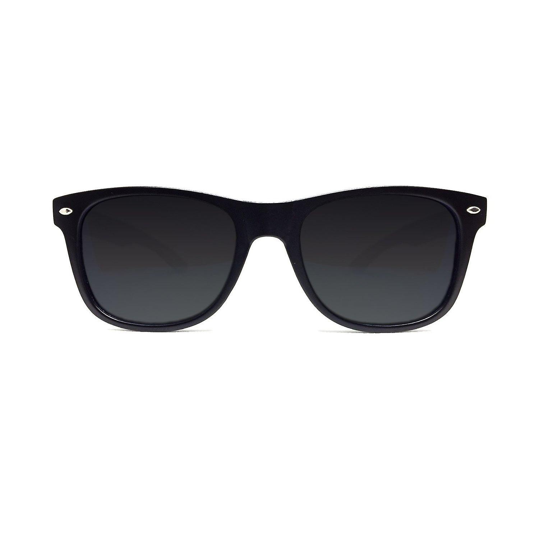 Eyewood Sunglasses Wayfarer - Onyx