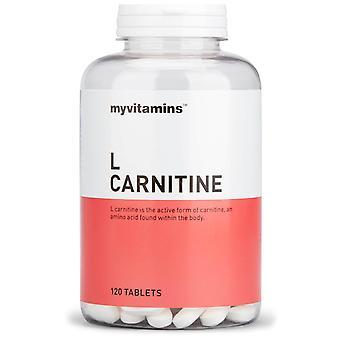L Carnitina (120 compresse) - Mivitaminiche