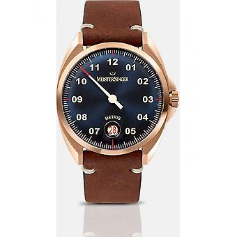 MeisterSinger Men's Watch ME917BR_SVF02