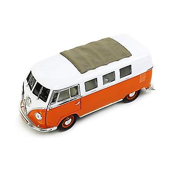 VW T1 Bus with Folding Roof (1962) Diecast Model
