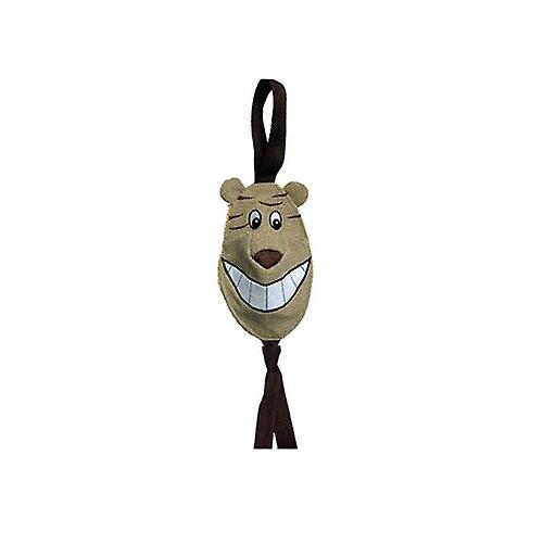 "Petlou Natural Tugger Lion 19"" - Dog Toy"