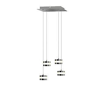 Brillcool kvicksilver Nickel 4 hänge Square Canopy