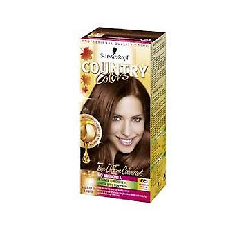 Schwarzkopf Country Colors - Highlands/Chestnut 65
