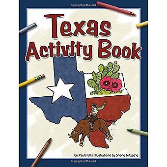 Livro de atividade do Texas
