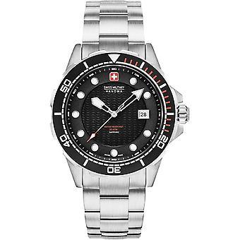 Hanowa militar Suiza 06-5315.04.007 Neptuno DIVER watch de men