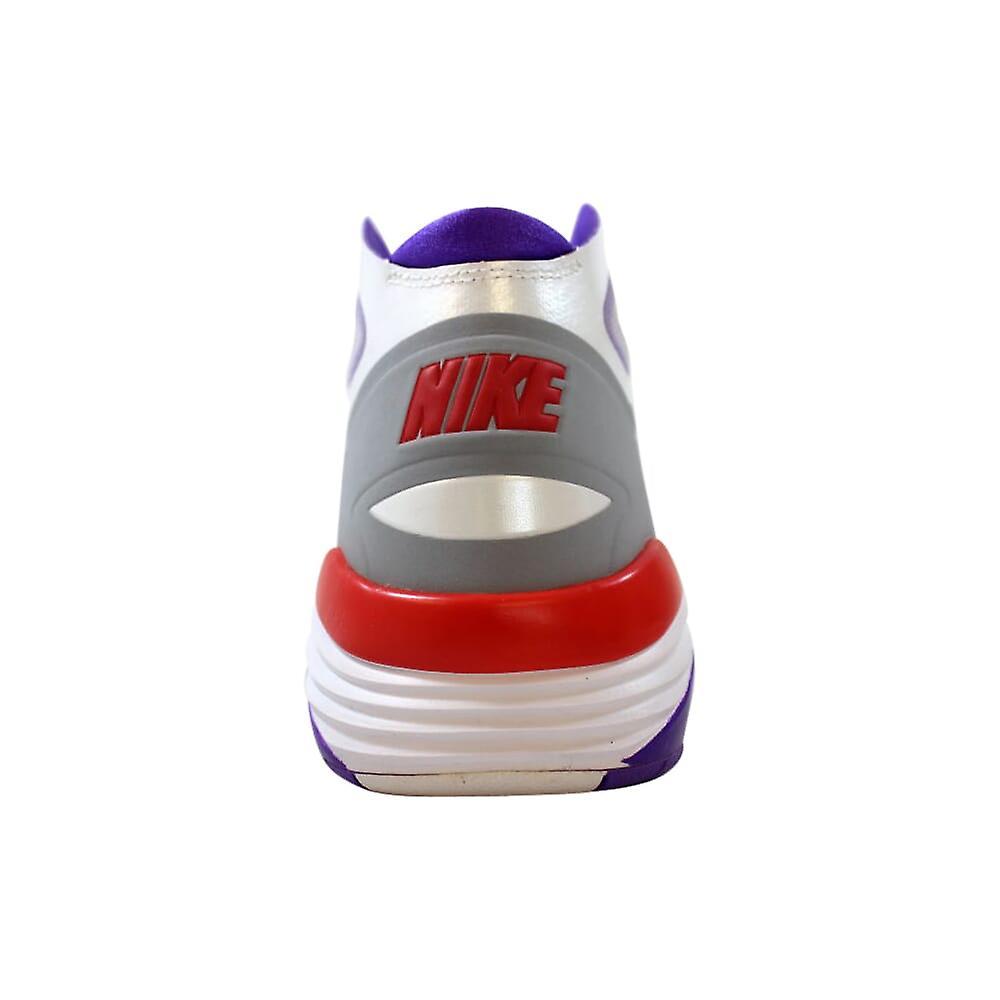 Nike Lunar 180 Trainer Sc Summit Blanc/purple Venom-lt 630922-100 Hommes-apos;s