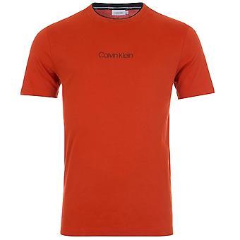 Calvin Klein Carbon Brush Ringer T-Shirt