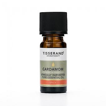 Tisserand Cardomom Ethically Harvested Essential Oil 9ml