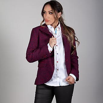CLAUDIO LUGLI Arizona Dogtooth Ladies Jacket