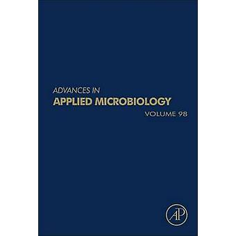 Advances in Applied Microbiology by Gadd & Geoffrey Michael