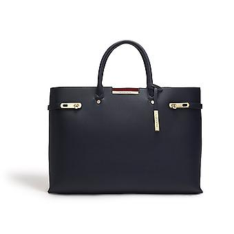 Windsor Vegan Blue Caryall Bag