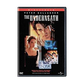 The Underneath (1995) DVD