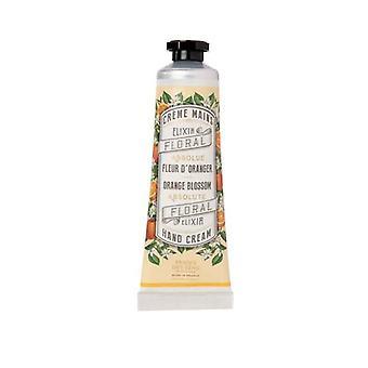 Panier des Sens extra rich hand cream orange blossom - Fleur D' Oranger 30 ml