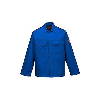 Portwest chemical resistant workwear jacket coat cr10