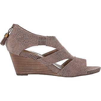 Anne Klein Women's Salby Wedge Sandal