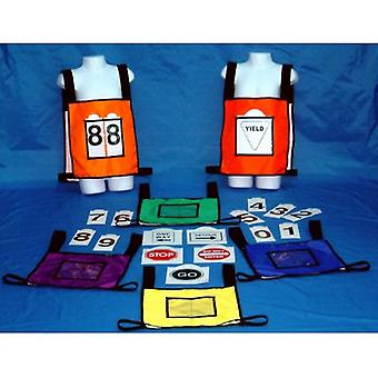 EVC-0127, Multi Purpose Vest Set