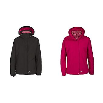 Trespass Womens/Ladies Madalin Waterproof 3-In-1 Jacket