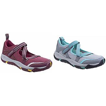 كوتسوولد النسائي/السيدات نورتون ماري جين المشي لمسافات طويلة الأحذية
