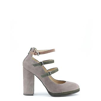 Made in Italia Original Women Fall/Winter Pumps & Heels - Grey Color 28945